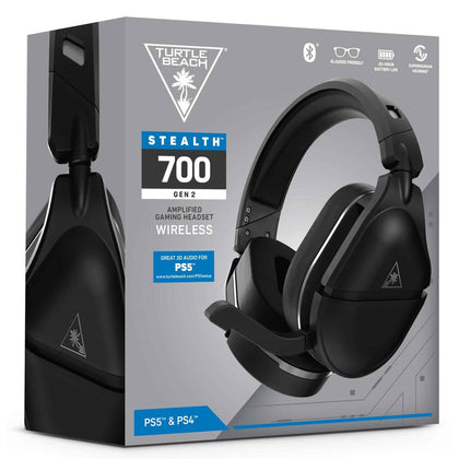 Turtle Beach Stealth 700 GEN 2 Premium Wireless Surround Sound Gaming Headset for PlayStation