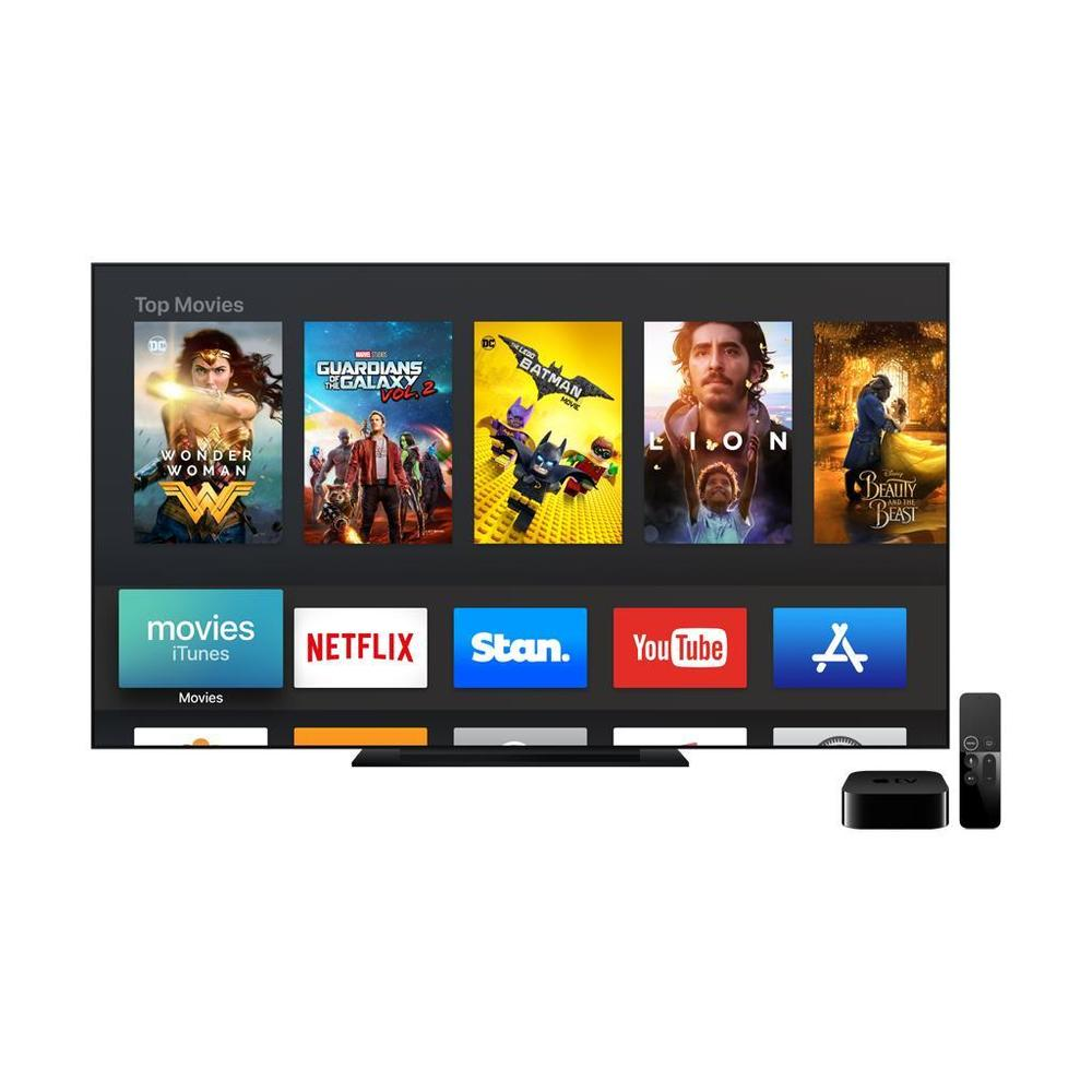 [AU STOCK] APPLE TV 4K HDR- 64GB MP7P2X/A