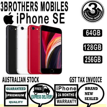 [AU STOCK] APPLE IPHONE SE 128GB (BLACK) [2020 MODEL] MXD02X/A