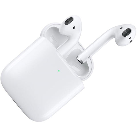 AU STOCK APPLE AIRPODS 2ND GEN. WITH WIRELESS CHARGING CASE MRXJ2ZA/A +GST TAX INVOICE