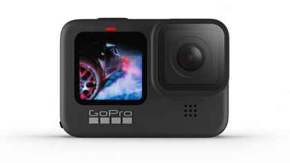 [AU STOCK] GoPro HERO9 Black 5K HyperSmooth 3.0 Action Cam MODEL -CHDHX-901-RW