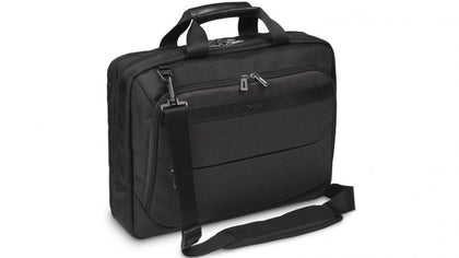 [AU STOCK] TARGUS CITYSMART 14 - 15.6-INCH HIGH CAPACITY TOPLOAD LAPTOP CASE - BLACK/GREY