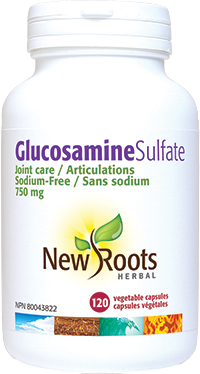 Glucosamine Sulfate 750mg - (Joint Health)