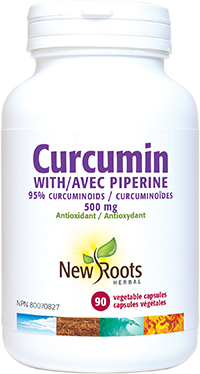 Curcumin with Piperine - (Anti-Inflammation)