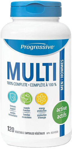 MultiVitamin for Active Men - (Multi Vitamin for Adult Men)