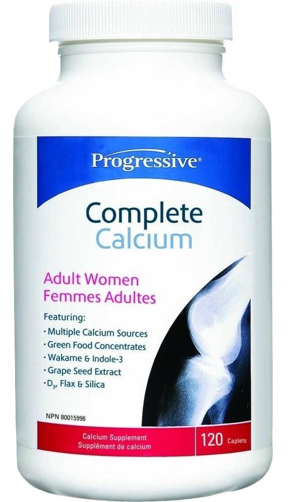 Complete Calcium for Adult Women (Calcium for Women)