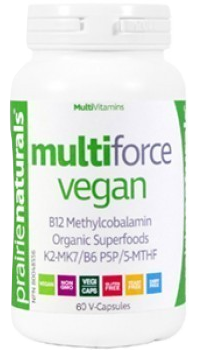 Multi-Force Vegan - (Multi Nutrient - Vegan)