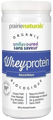 Organic Grass Fed Whey Protein Natural - (Whey Protein)