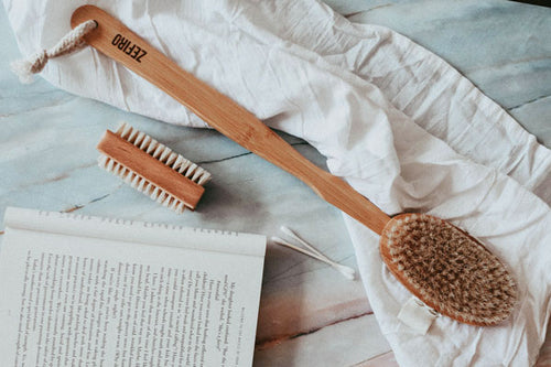 Dry/Wet Body Brush