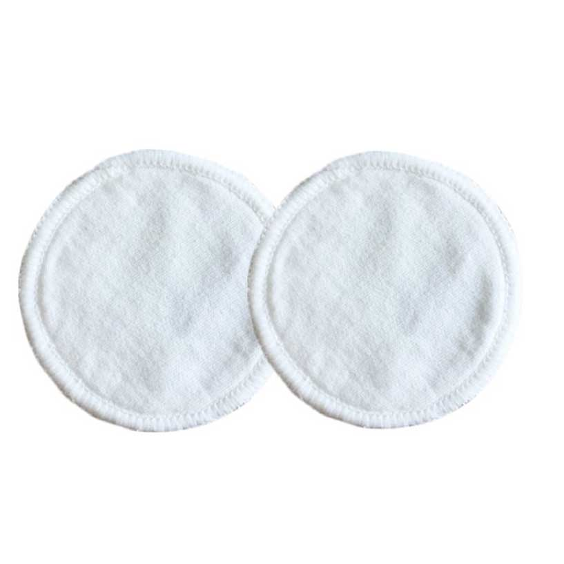 7 pack of Two Ply Bamboo Makeup Remover Pads