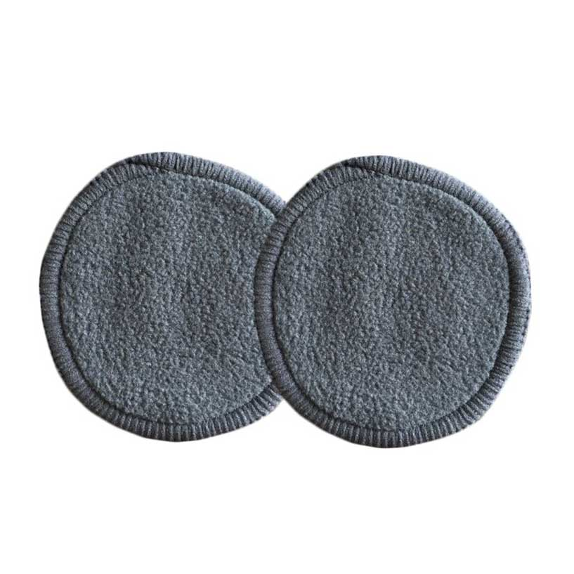 7 Pack Bamboo Charcoal Make-up Remover Pads
