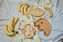 Load image into Gallery viewer, Kids Wooden Plate