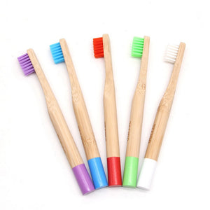 Bamboo Toothbrush - kids