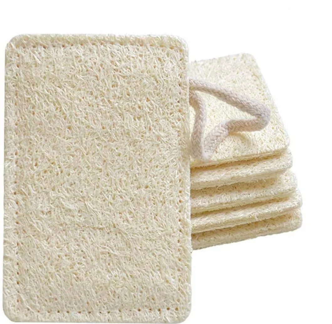 Kitchen Sponge - Loofah (3 Pack)