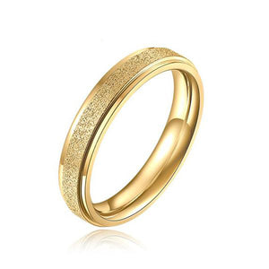 The Queen Gold Fashion Ring #7