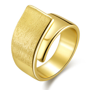 The Queen Gold Fashion Ring #2