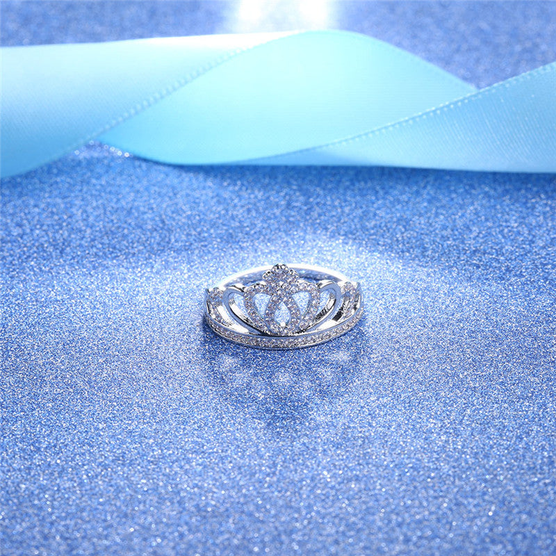 The Queen Original Crown Ring #3