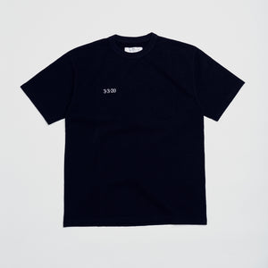 """Last Resort"" HW Cotton Tee -Black"
