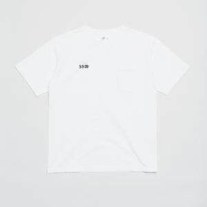 """World Tour"" HW Cotton Tee -White"