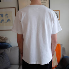 Load image into Gallery viewer, Heavy Weight Cotton Tee - White