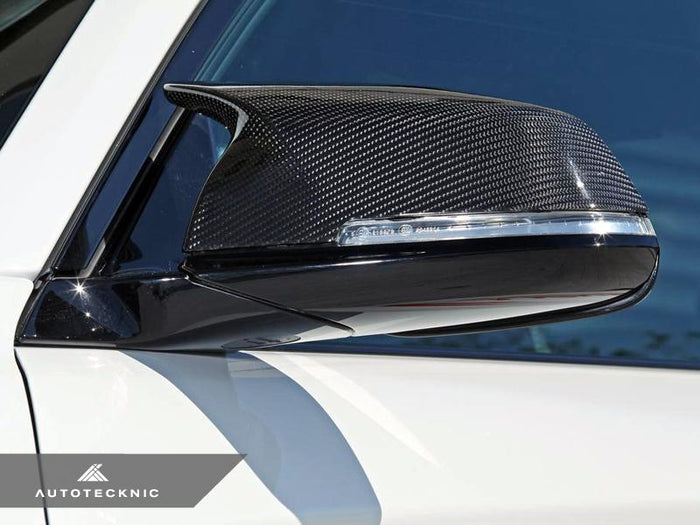 61c390172d94 Autotecknic Replacement M Inspired Carbon Fiber Mirror Covers - F20 ...