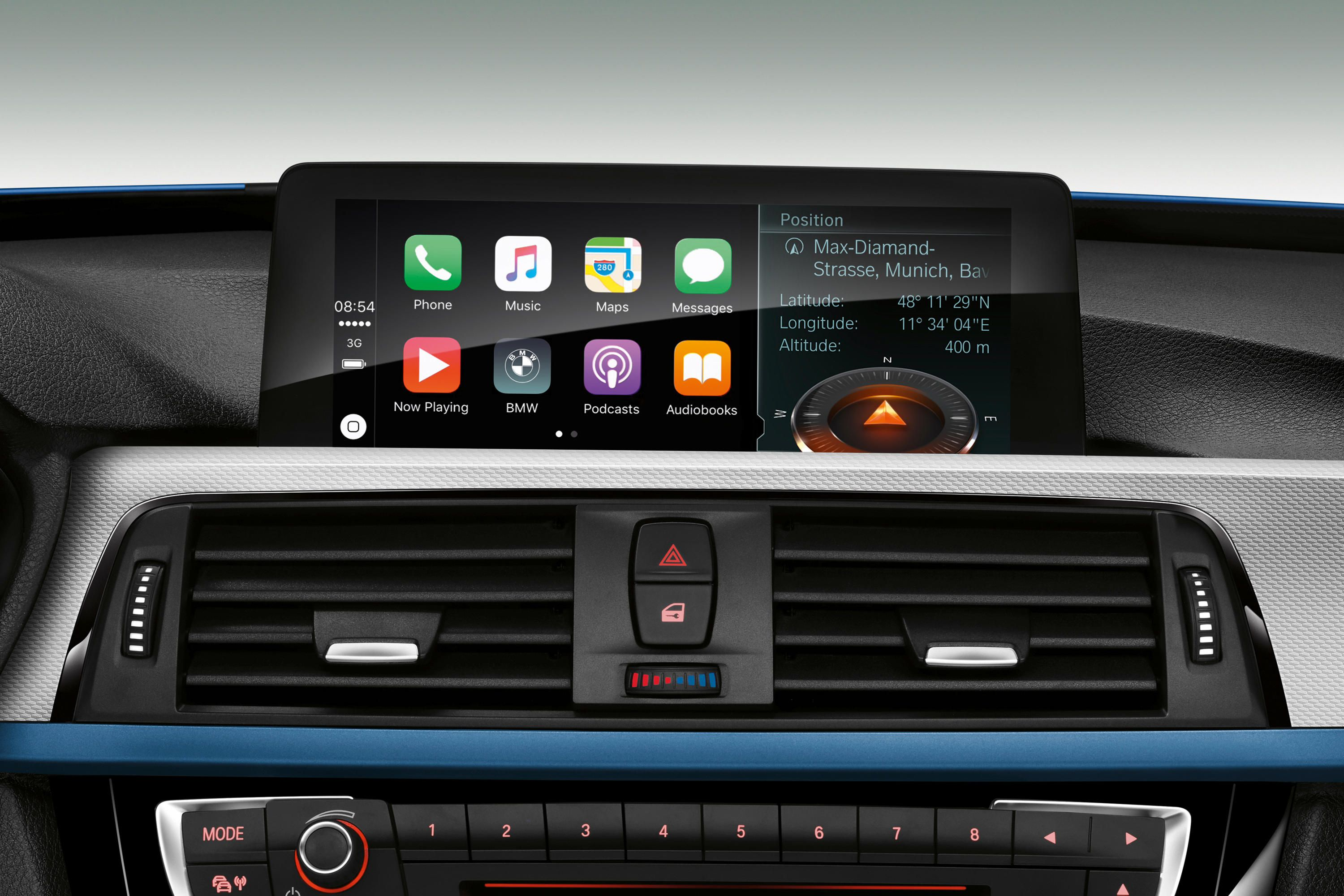 Bmw Apple Carplay Module For Nbt Cic Head Units 2013 2016 Installa Code M