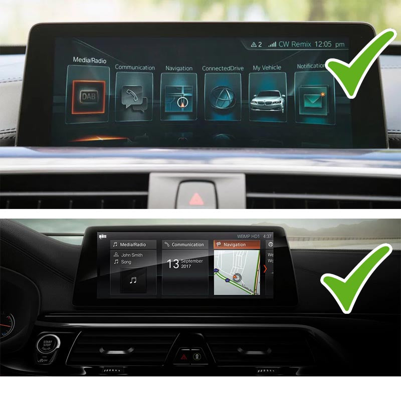 BMW Apple Carplay - For iDrive 5 & iDrive 6 - Easy USB Lifetime Activation