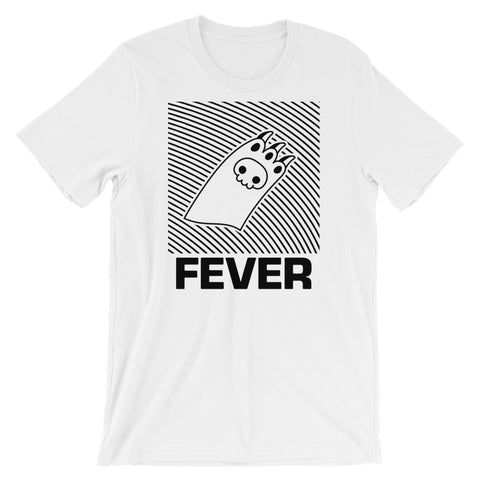 Cat Scratch Fever Variant Graphic Tee