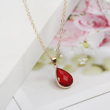 Load image into Gallery viewer, Luxurious water drop Necklace - Luxury for women