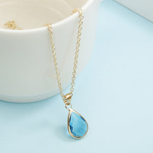 Luxurious water drop Necklace - Luxury for women