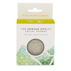 Konjac-The Elements Earth prémium arcszivacs turmalinnal