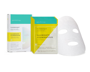 Patchology - FlashMasque® Illuminate fátyolmaszk szett 4 db