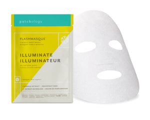 FlashMasque® Illuminate fátyolmaszk 1 db