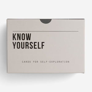 The school of life - Know Yourself