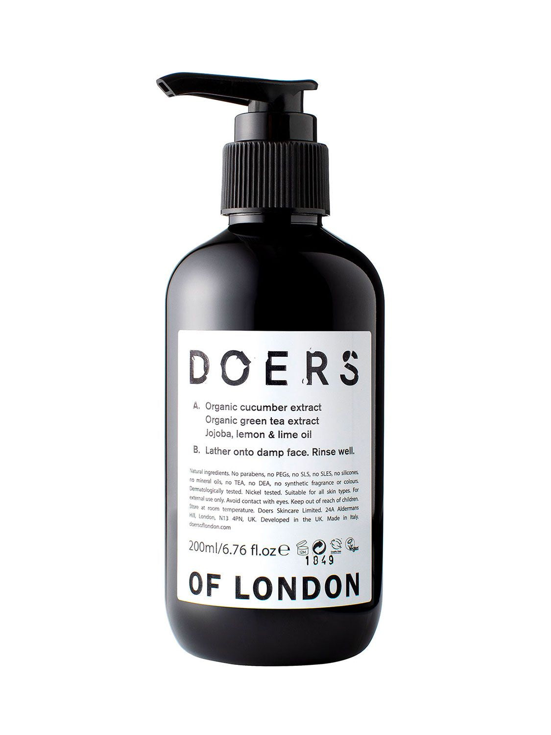 Doers of London - Arctisztító 200ml