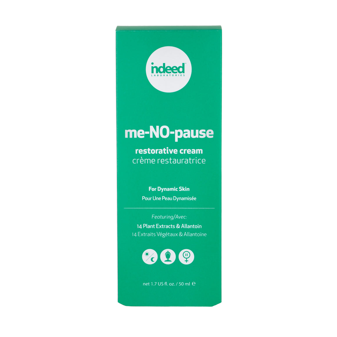Indeed Labs -Me-NO-pause hidratáló krém 50ml