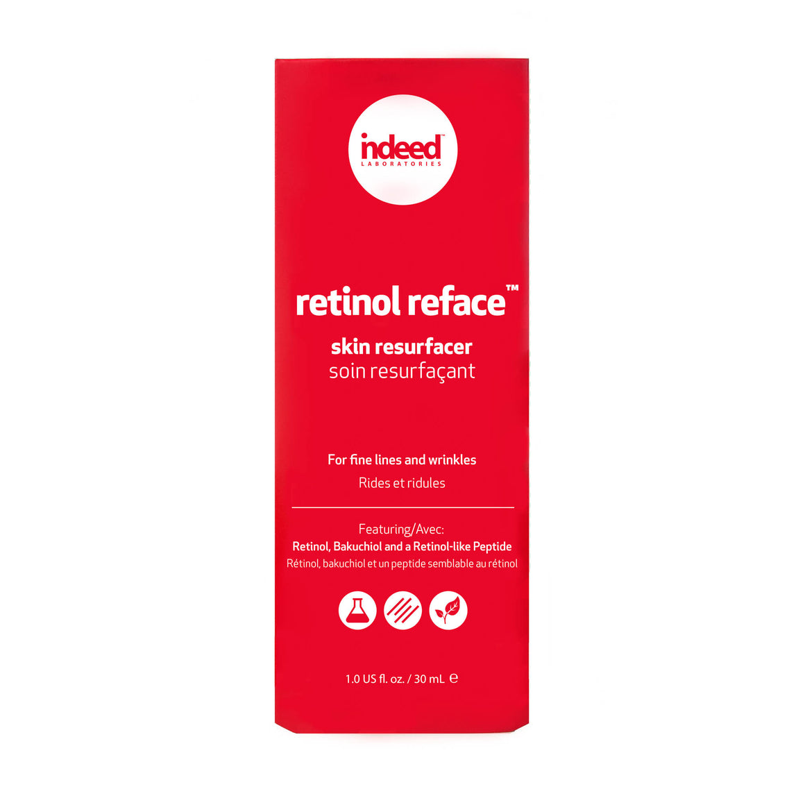 Indeed Labs -Retinol Reface arckrém 30ml