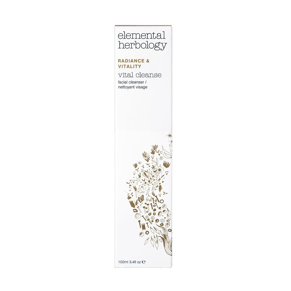 Elemental Herbology -Vital Cleanse arclemosó 100ml
