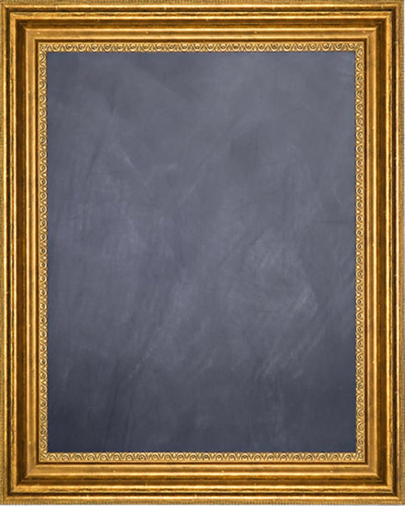 Framed Chalkboard - Bronze Finish Frame