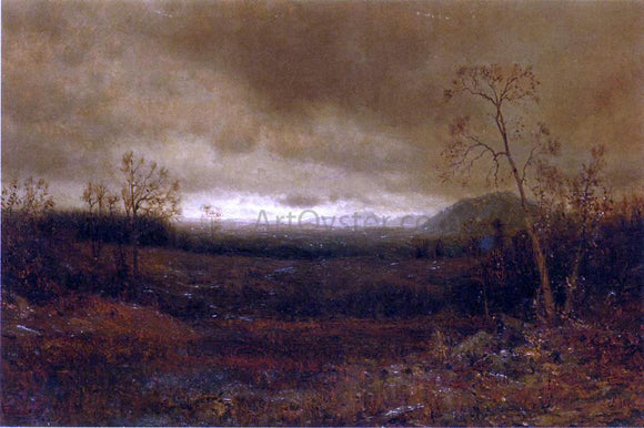 Jervis McEntee After the Storm - Canvas Art Print