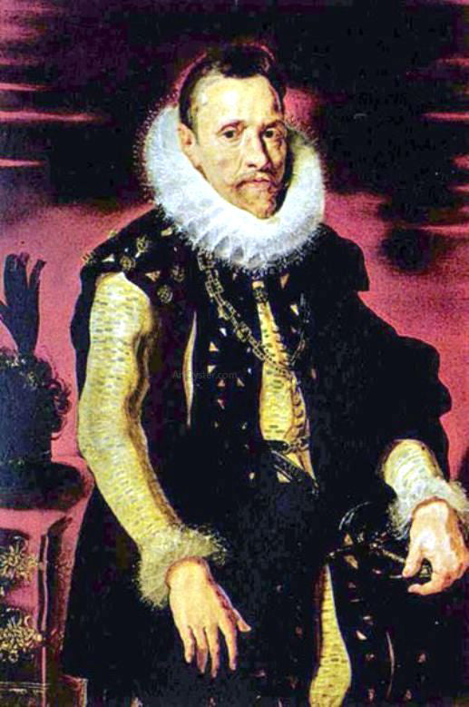 Peter Paul Rubens Albert VII, Governor of the Southern Provinces - Canvas Art Print