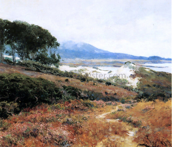 Guy Orlando Rose Carmel Dunes - Canvas Art Print