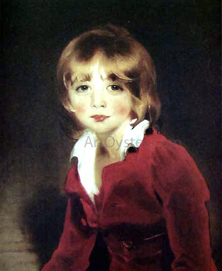 Sir Thomas Lawrence Children - Sir John Julian - Canvas Art Print