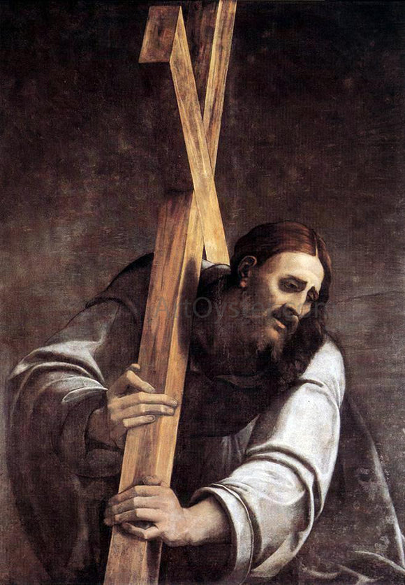 Sebastiano Del Piombo Christ Carrying the Cross - Canvas Art Print