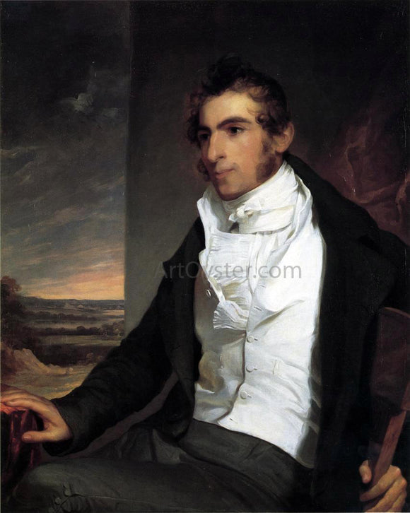 Thomas Sully Daniel LaMotte - Canvas Art Print