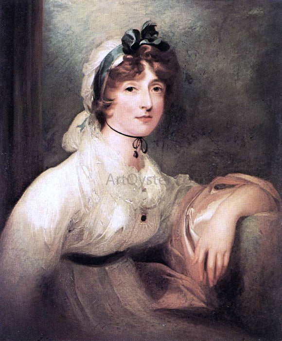 Sir Thomas Lawrence Diana Sturt, Lady Milner - Canvas Art Print