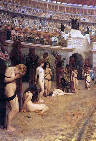 Herbert Gustave Schmalz Faithful Unto Death - Canvas Art Print