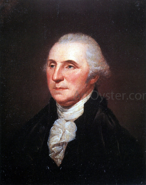 Charles Willson Peale George Washington - Canvas Art Print