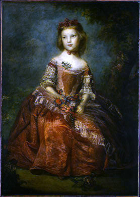 Sir Joshua Reynolds Lady Elizabeth Hamilton - Canvas Art Print