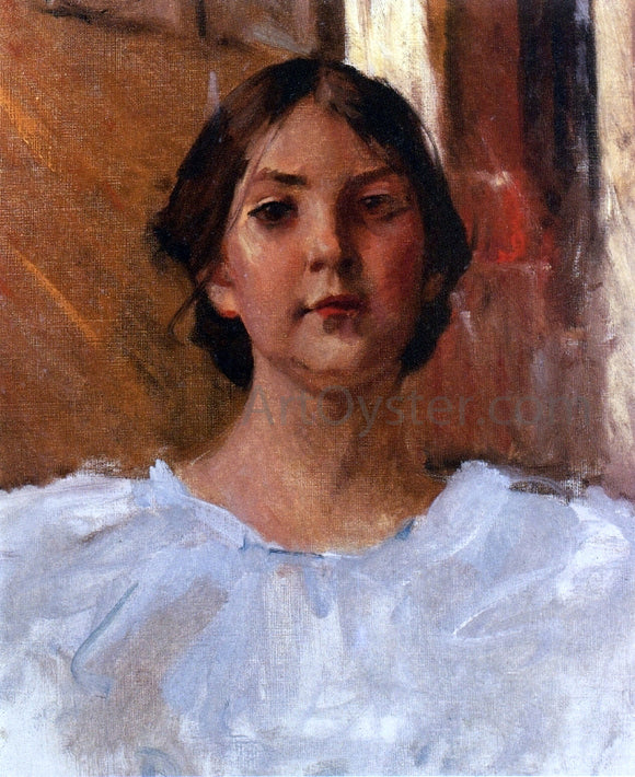 William Merritt Chase My Daughter Dorothy - Canvas Art Print